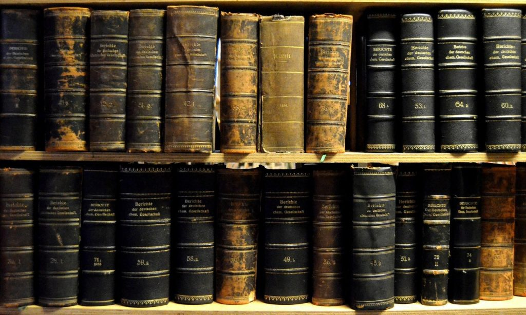 old books CC0 Public Domain https://pixabay.com/p-164530/