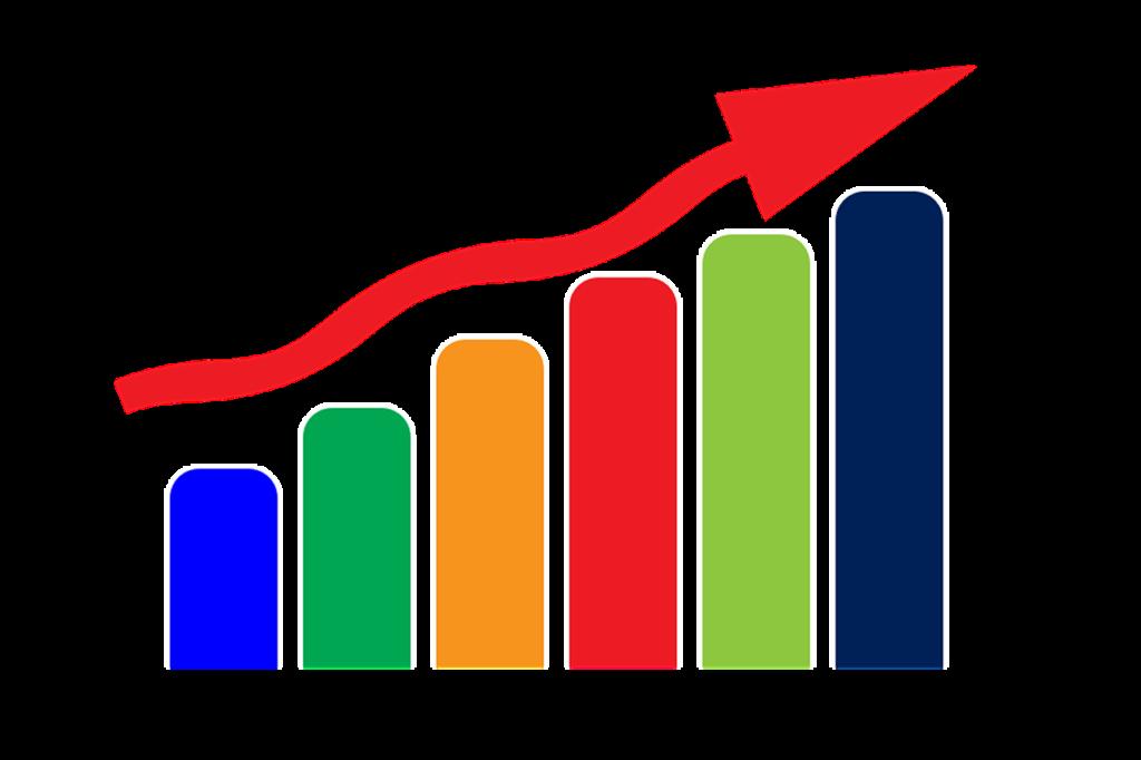 wykres wzrostu CC0 tswedensky PixaBay