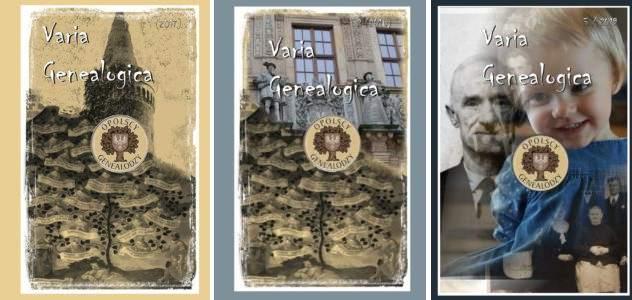 Varia Genealogica