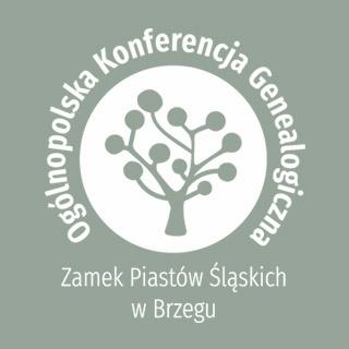 7. Ogólnopolska Konferencja Genealogiczna Zamek Piastów Śląskich w Brzegu 25–27.09.2020
